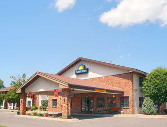 Welcome to the Days Inn Twin Cities/Mounds View